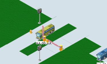 sortie bus